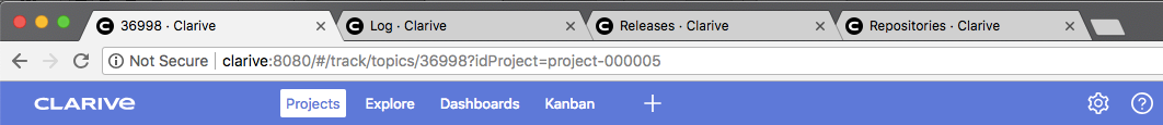 Tabs are now browser tabs